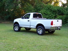 My old truck.