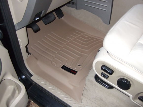 WeatherTech liner