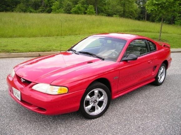 1998 Mustang Gt