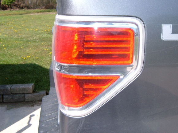 Stock Tail Light