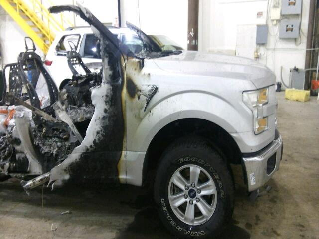 Melted F150 on Copart - Ford F150 Forum - Community of Ford Truck Fans