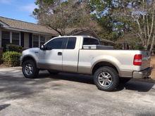 New Tires- BFG All Terrains 305/65 18