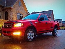 2004 Ford f-150 WP2
