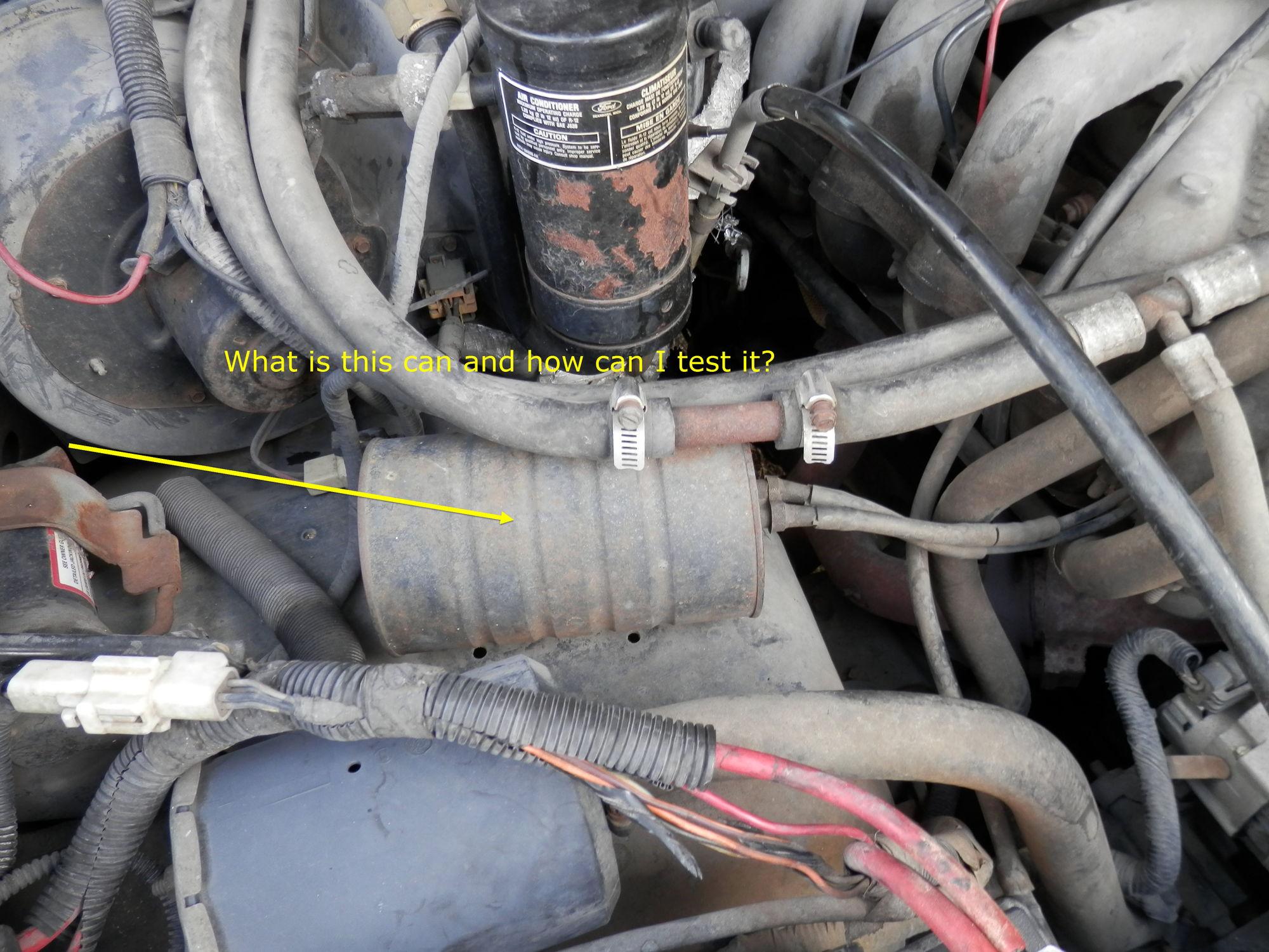 Egr Valve Location On 2000 Ford F 150on Ford Taurus Dpfe Sensor Location