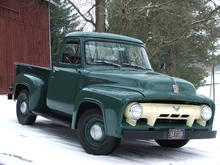54 F100 - Old Betsy
