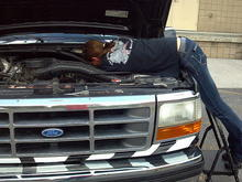 My mechanic.