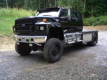 Ford F 800 5