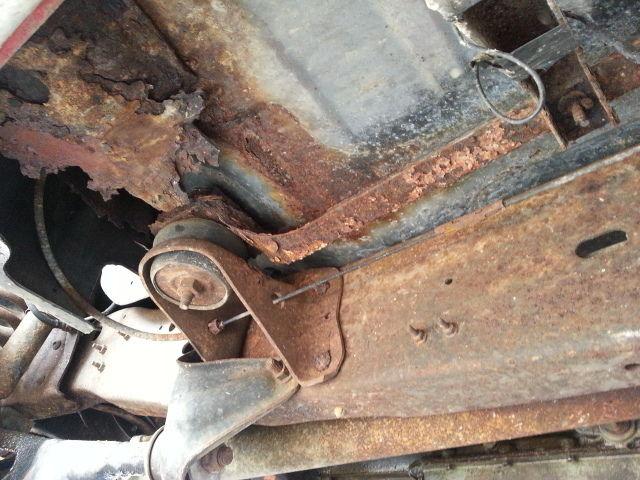 55 F100 Cab Rust Repair Html Autos Weblog