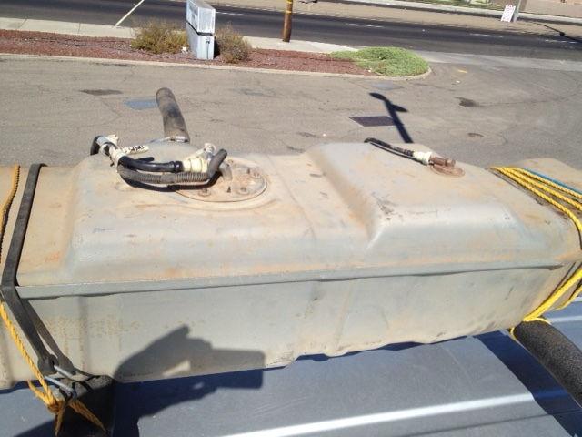 Ford E350  Gas Tank 35 Gal  Fuel Pump  Fuel Lines