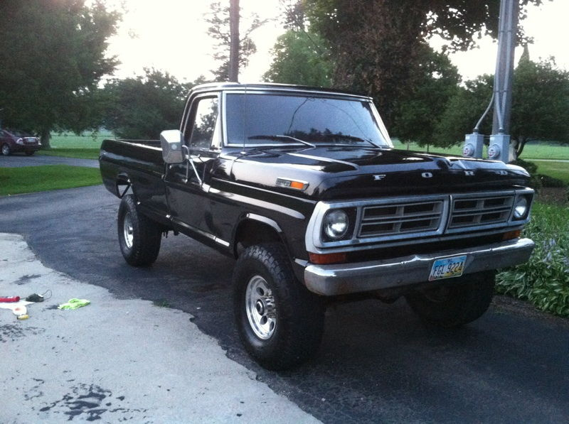 """Check out my new 1967 F250 4x4 """"Highboy"""" Pictures - Ford Truck"""