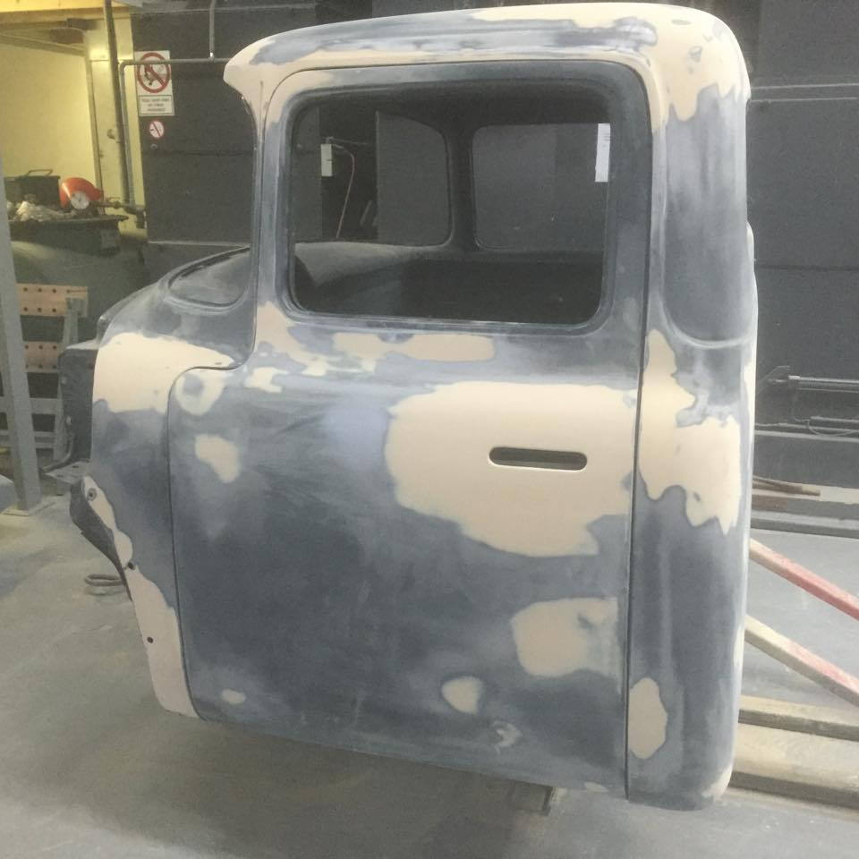 Ford f100 1956 page 2 for Garage ford peronne 80