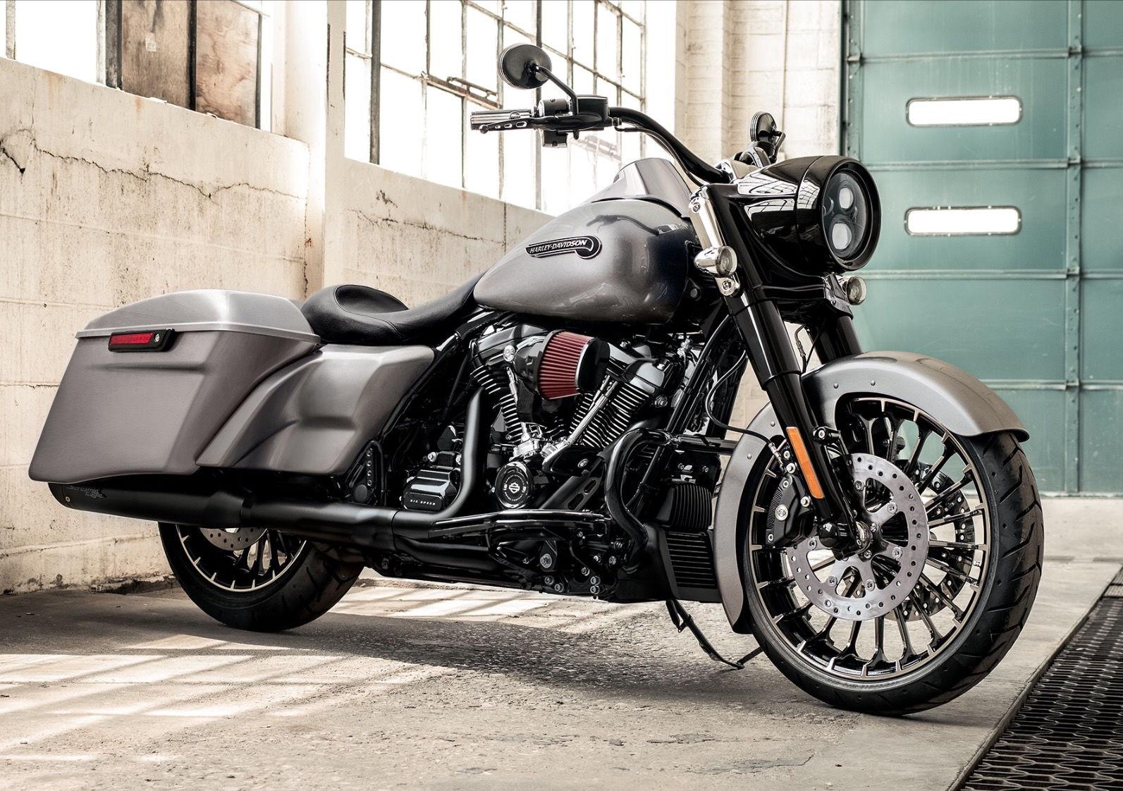 Harley Davidson Engine Guards For  Road King