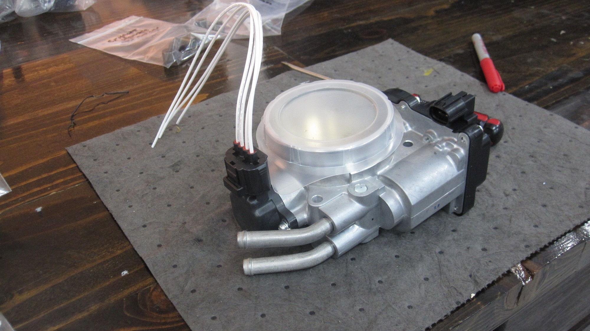 2004 Xjr - Throttle Body    Tps Issue