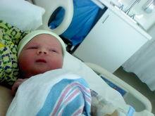 Our little Judah Buddha baby!