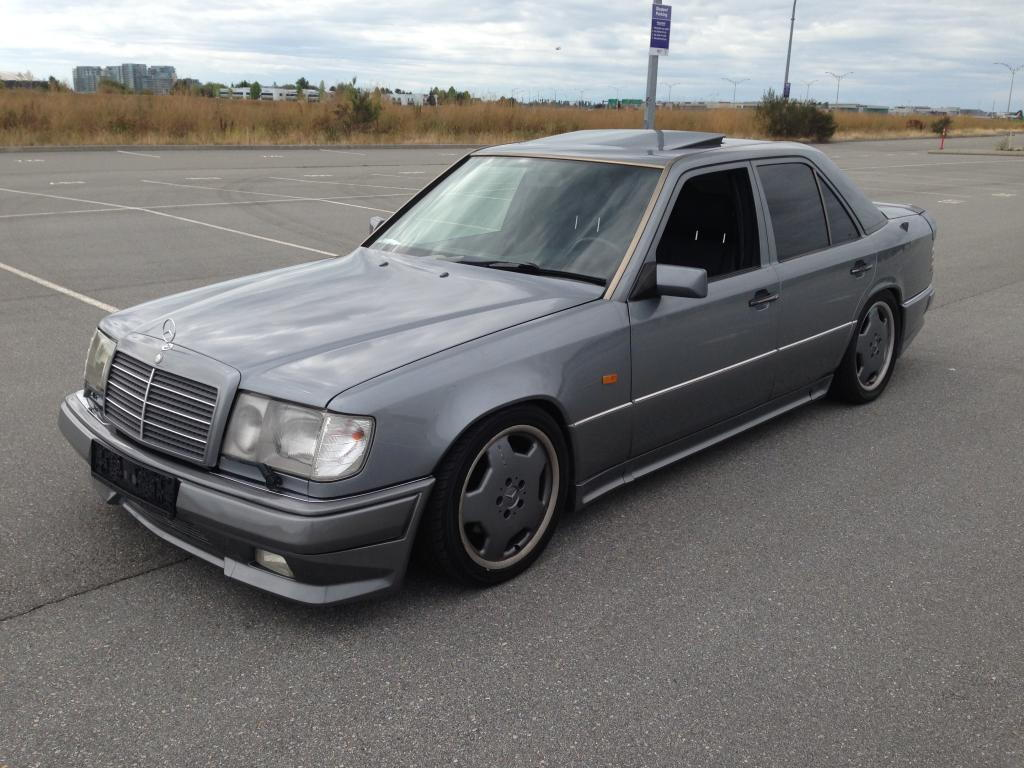 Mercedes 300e 24 valve forums for Mercedes benz 1990 e300
