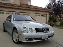 2003 Cl600