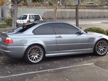 BMW 2006 M3 ZCP