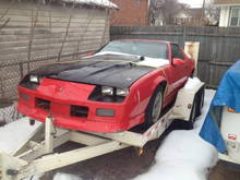 1986 CAMARO FROM NJ FOR PARTS 2016-01-11 10:05:39