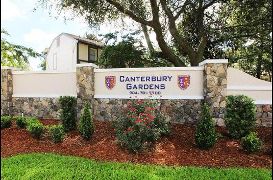 Canterbury Gardens Apartments In Jacksonville Fl Ratings