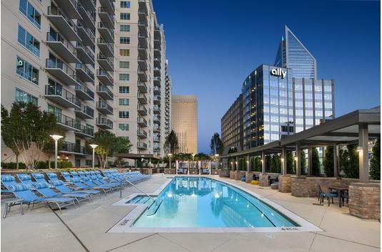 Loft One35 Apartments Charlotte Nc