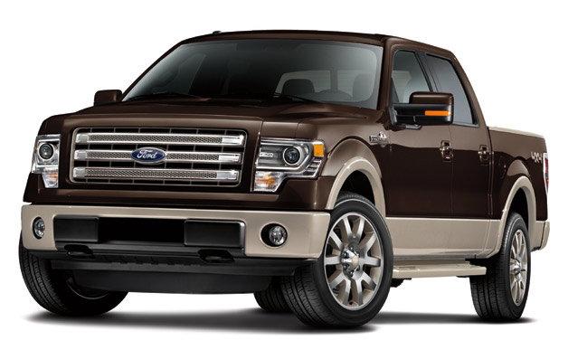 Ford F150 4WD vs 2WD Head to Head | Ford-trucks