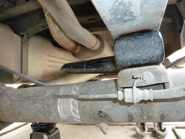 F-150 Rear Suspension Block