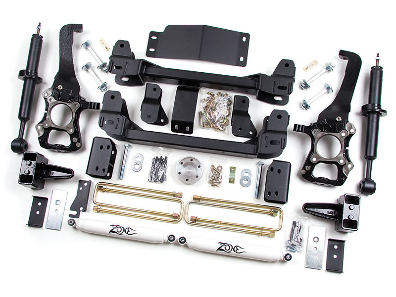 Zone Lift Kit for F-150