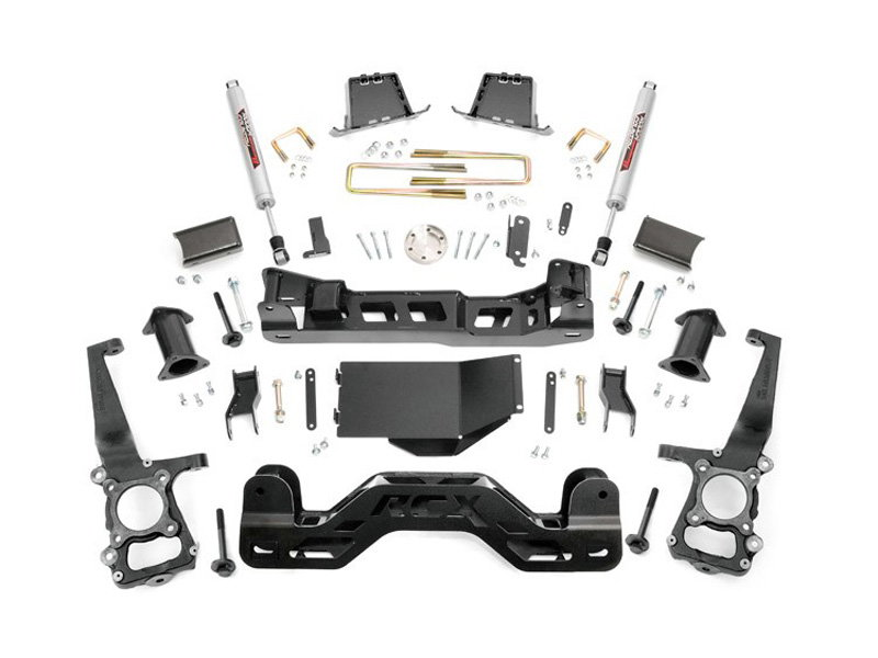 Rough Country Lift Kit for F-150