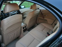 545i manual 6-speed Sport Package