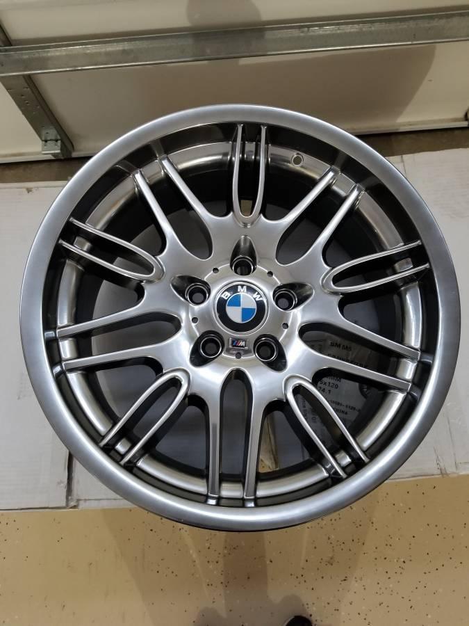 BMW M5 Style 65 Wheels on Local Craigslist - 5Series net