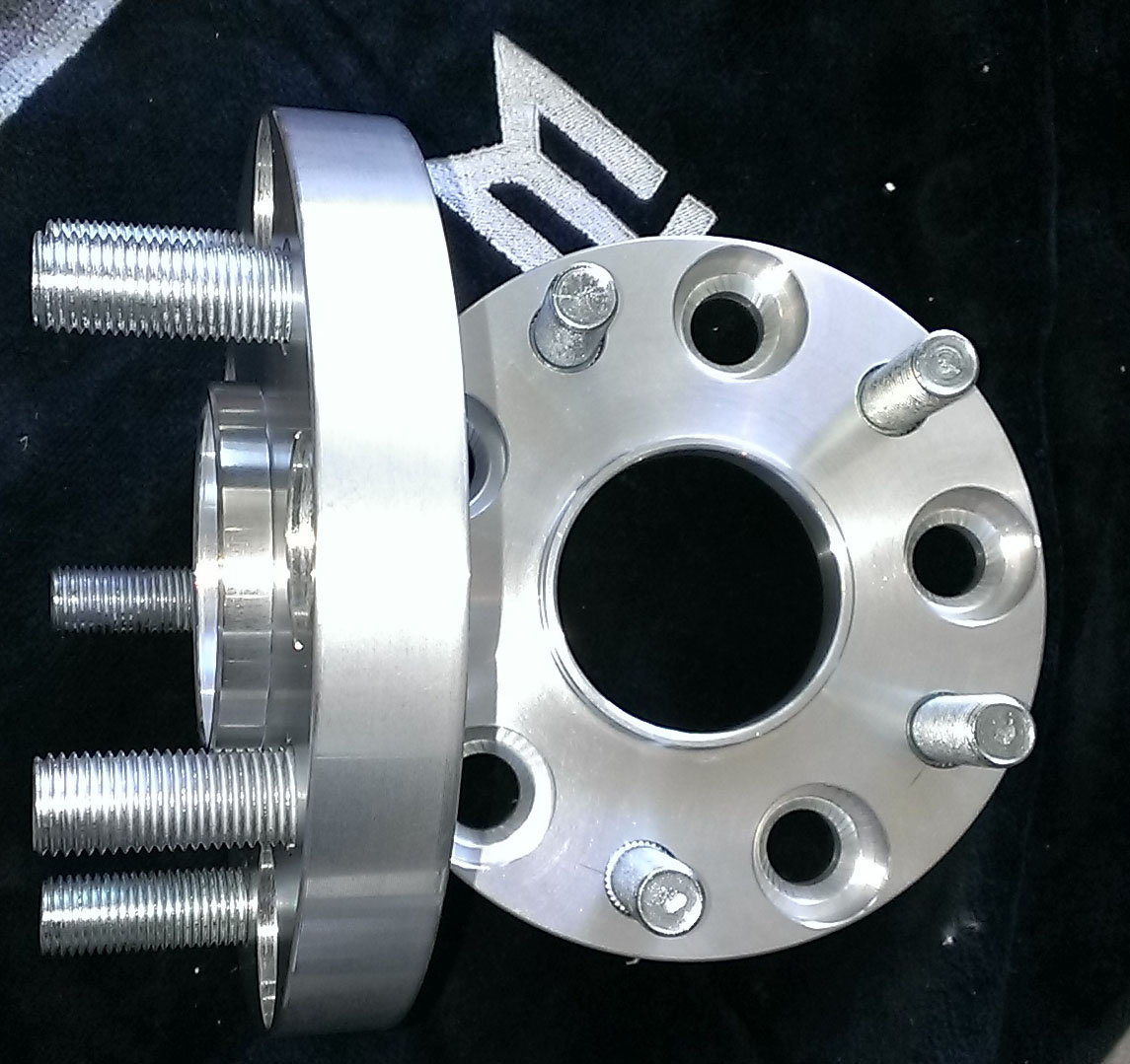SOLD 4G TL 20mm Wheel Adapters/spacers (5x120)