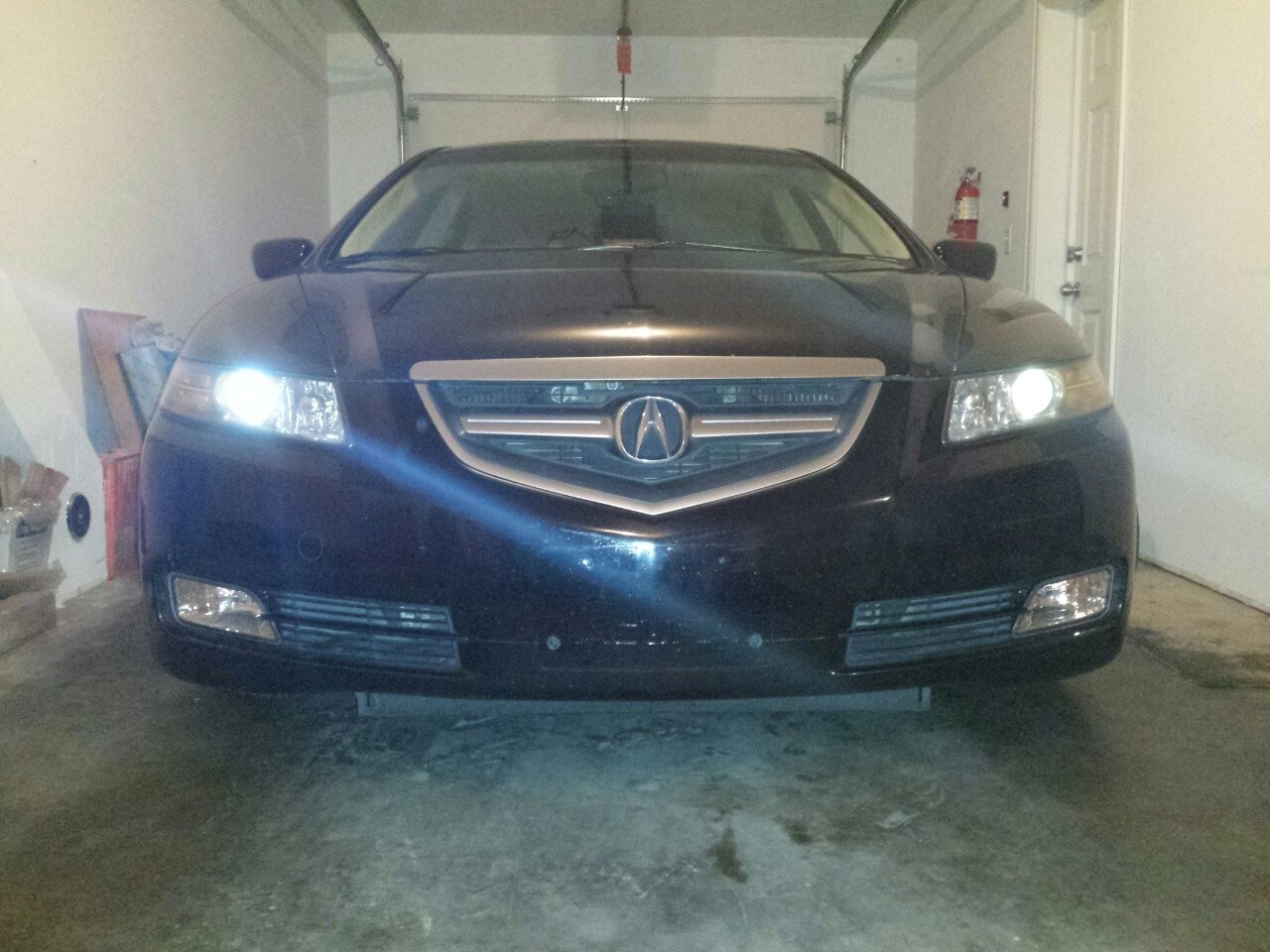Diy Detailed Guide To Installing Inspire Fog Lights Acurazine 2006 Acura Tl Headlamp Wiring Harness Here Are Some Pics Thanks Again