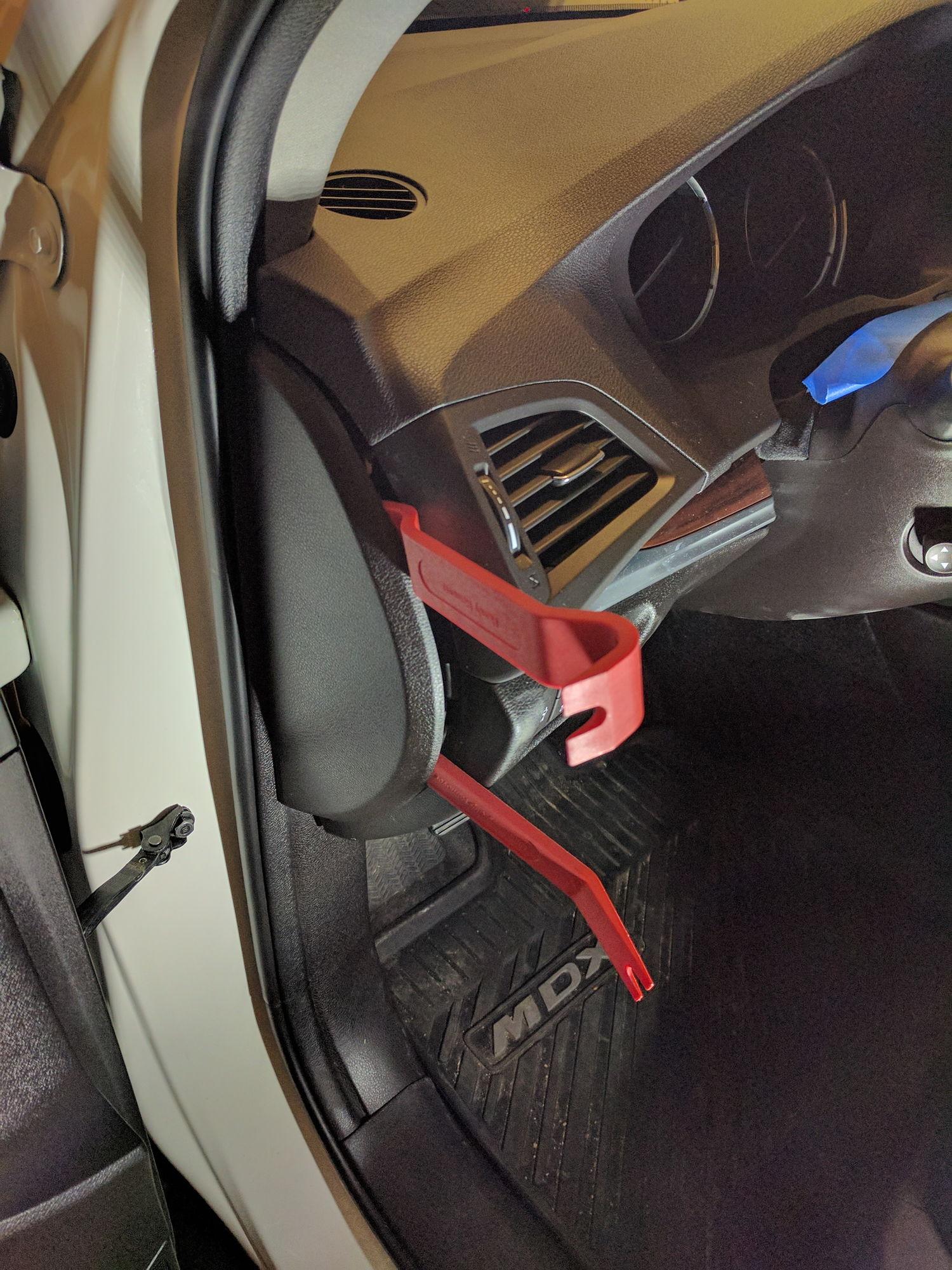 MDX Heated Steering Wheel DIY AcuraZine Acura Enthusiast - Estore acura
