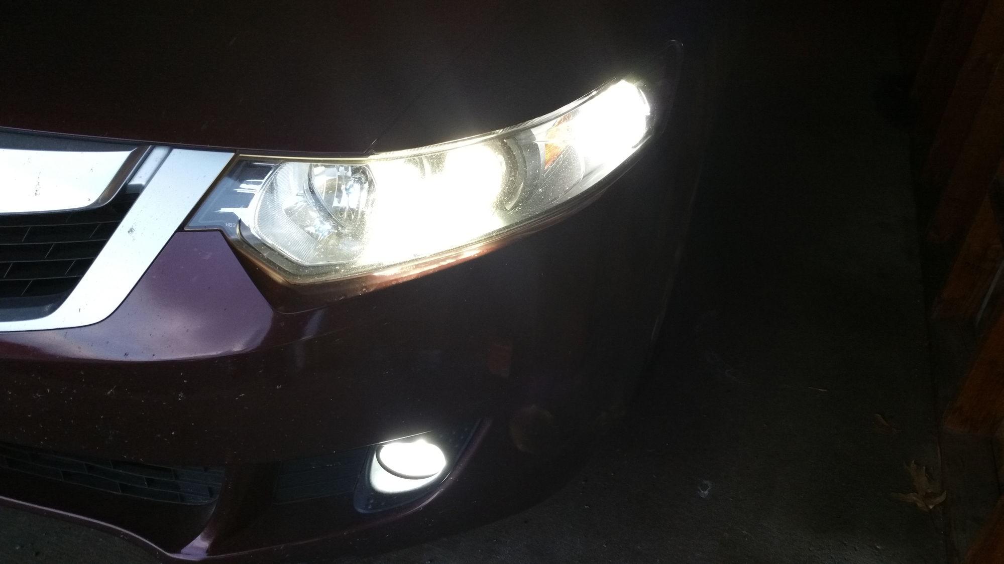 Turn signal LEDs - AcuraZine - Acura Enthusiast Community