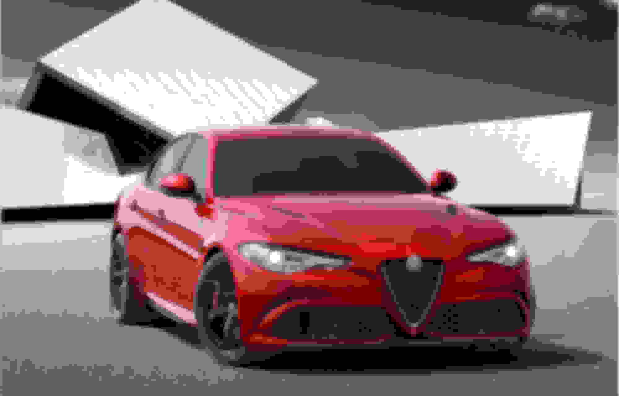 Alfa Romeo Giulia Quadrifoglio News 2017 Revealed page 2