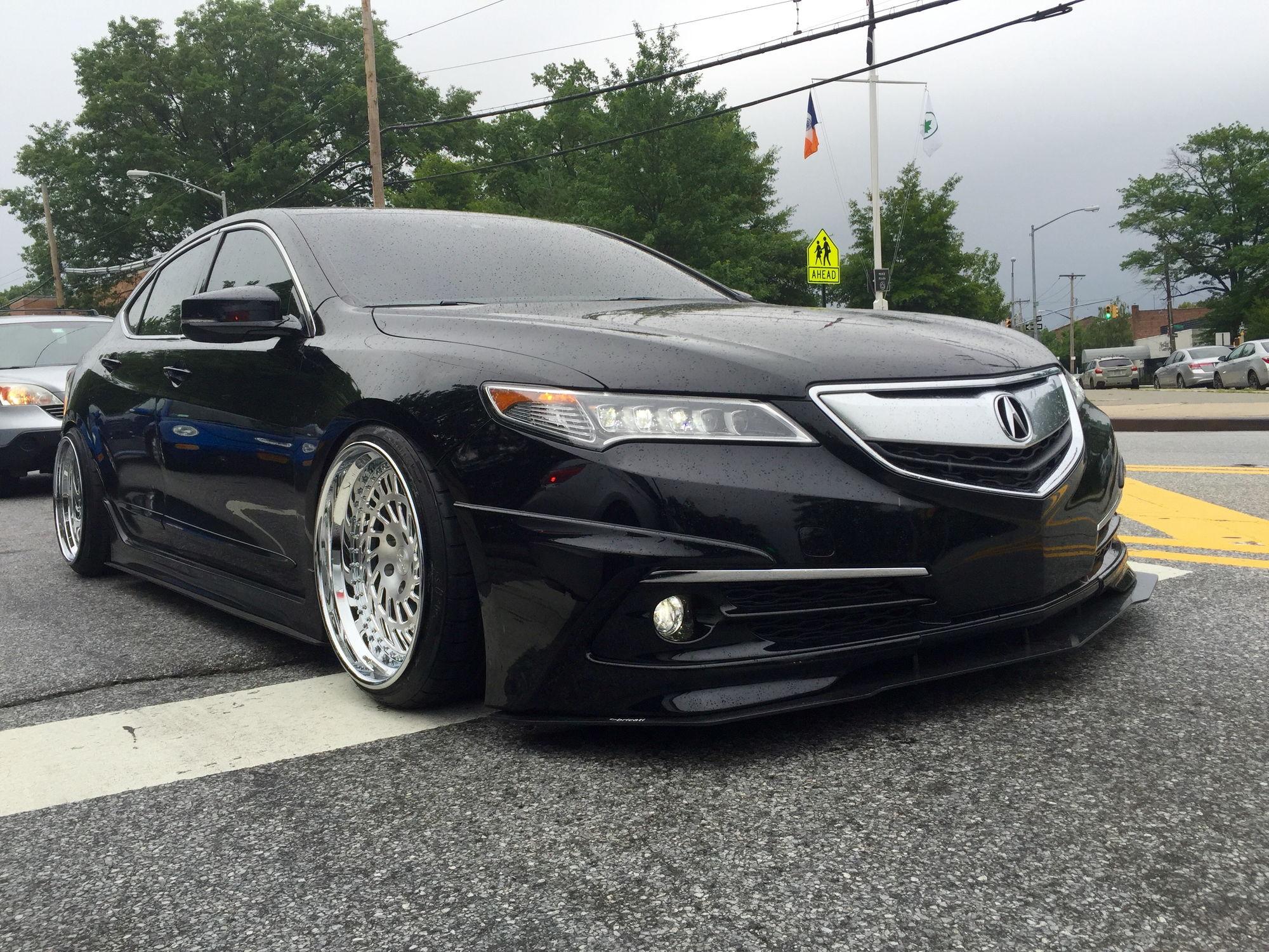 Marks 2015 V6 Sh AWD Tlx build - AcuraZine - Acura Enthusiast Community