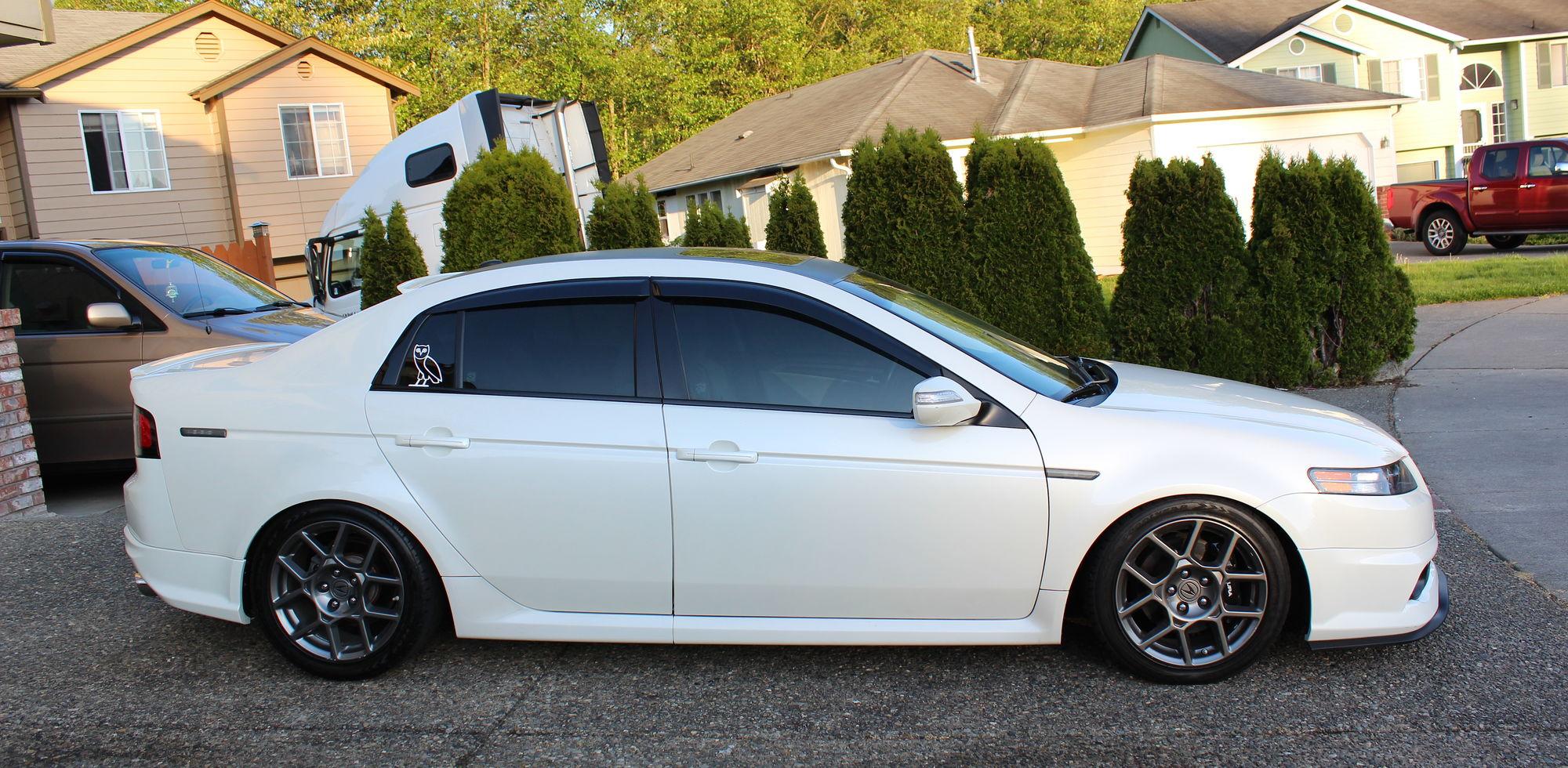 2008 Tl Type S Wdp Progress Thread Acurazine Acura