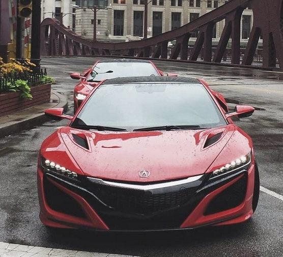 Acura NSX Jewel Eye Leds/drls
