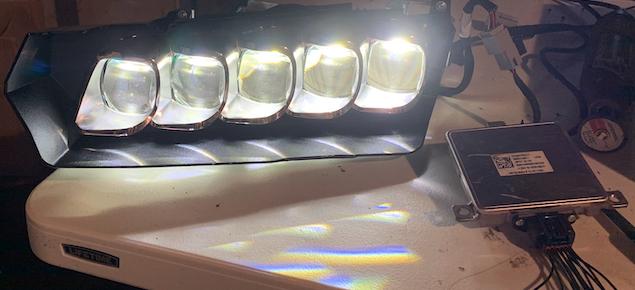 Mdx 2017 Jewel Headlights Wiring   - Acurazine