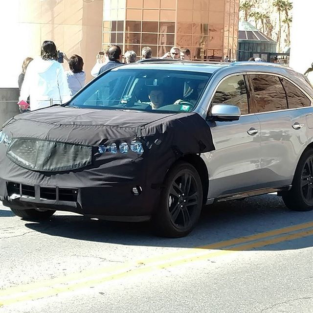 Any News On The 2017 Mdx?