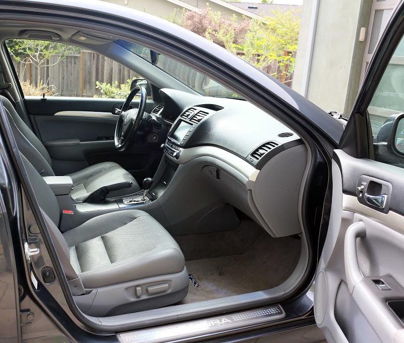 CLOSED 2006 Acura Tsx