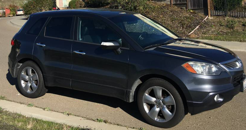 Is it risky to buy a 225,000 mi  07 Acura RDX? What's the