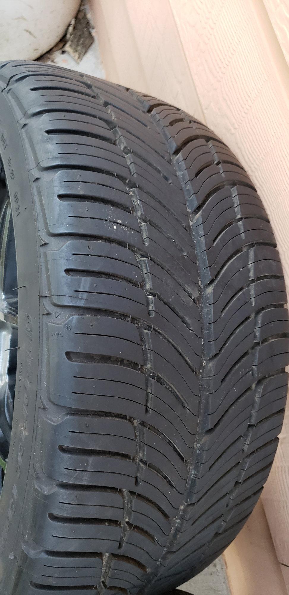 Konig Ampliform Wheels and BFG G-Force Comp2 Tires