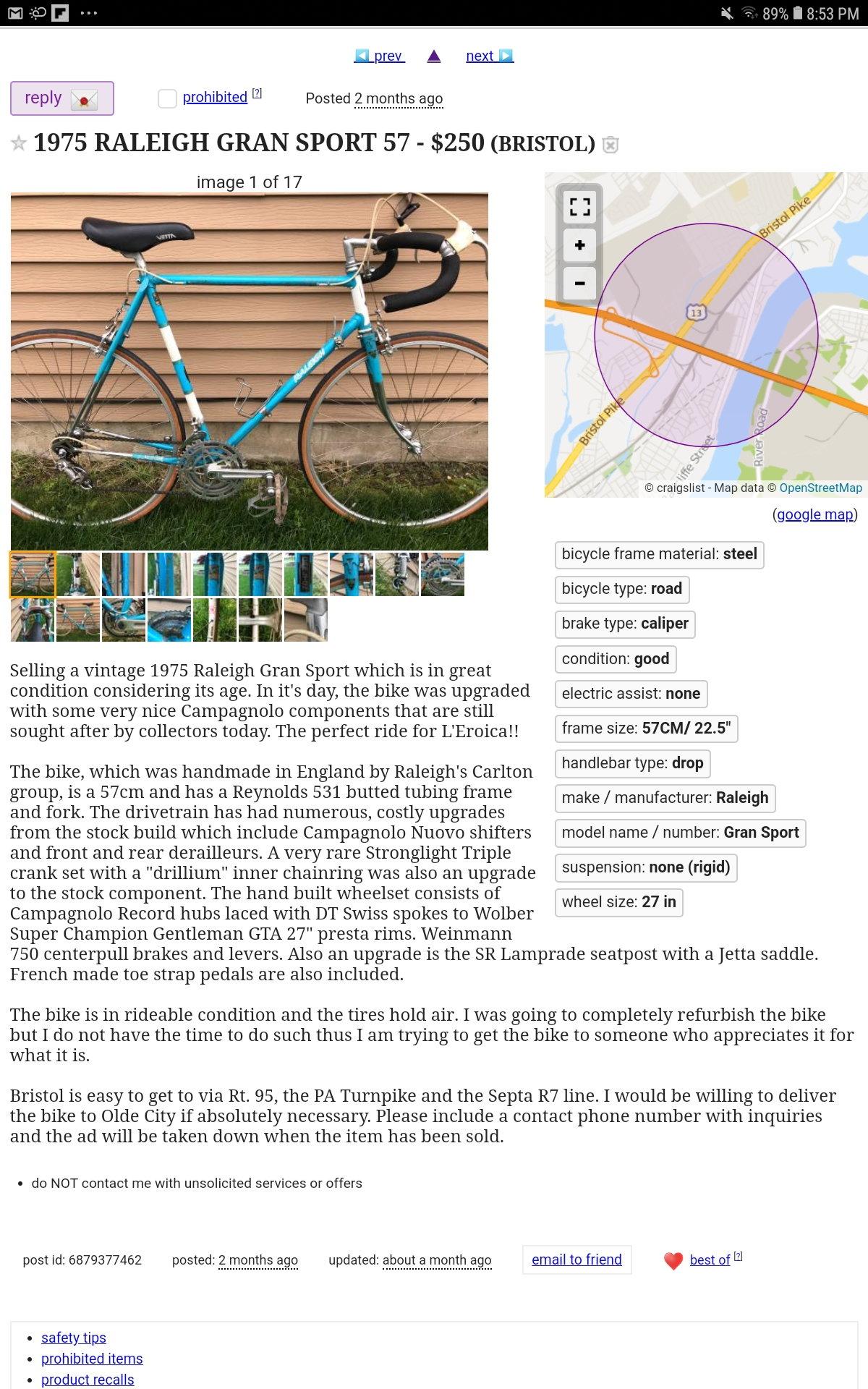 eBay / CraigsList finds -