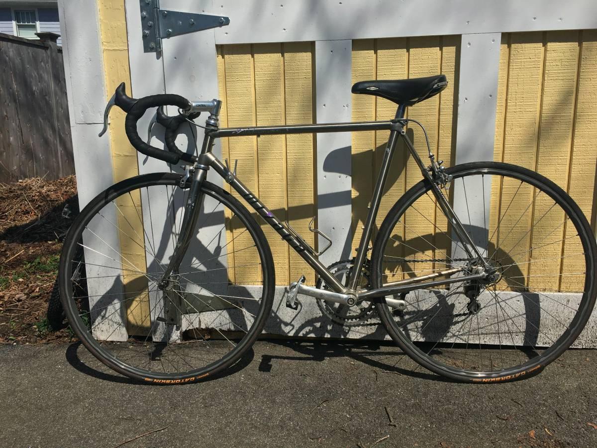 Miyata Team Titanium - Bike Forums