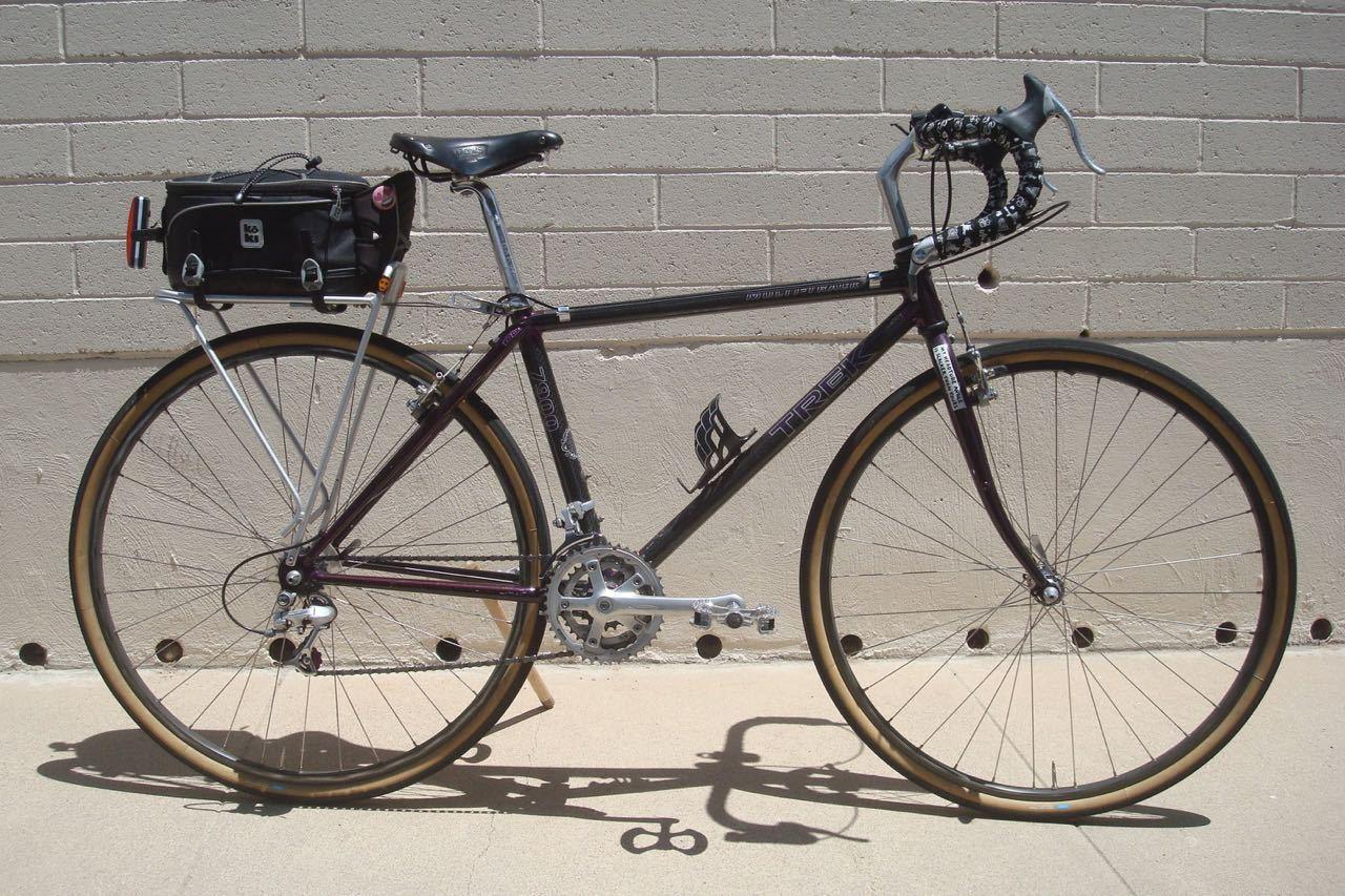 Bikepedia trek 5200