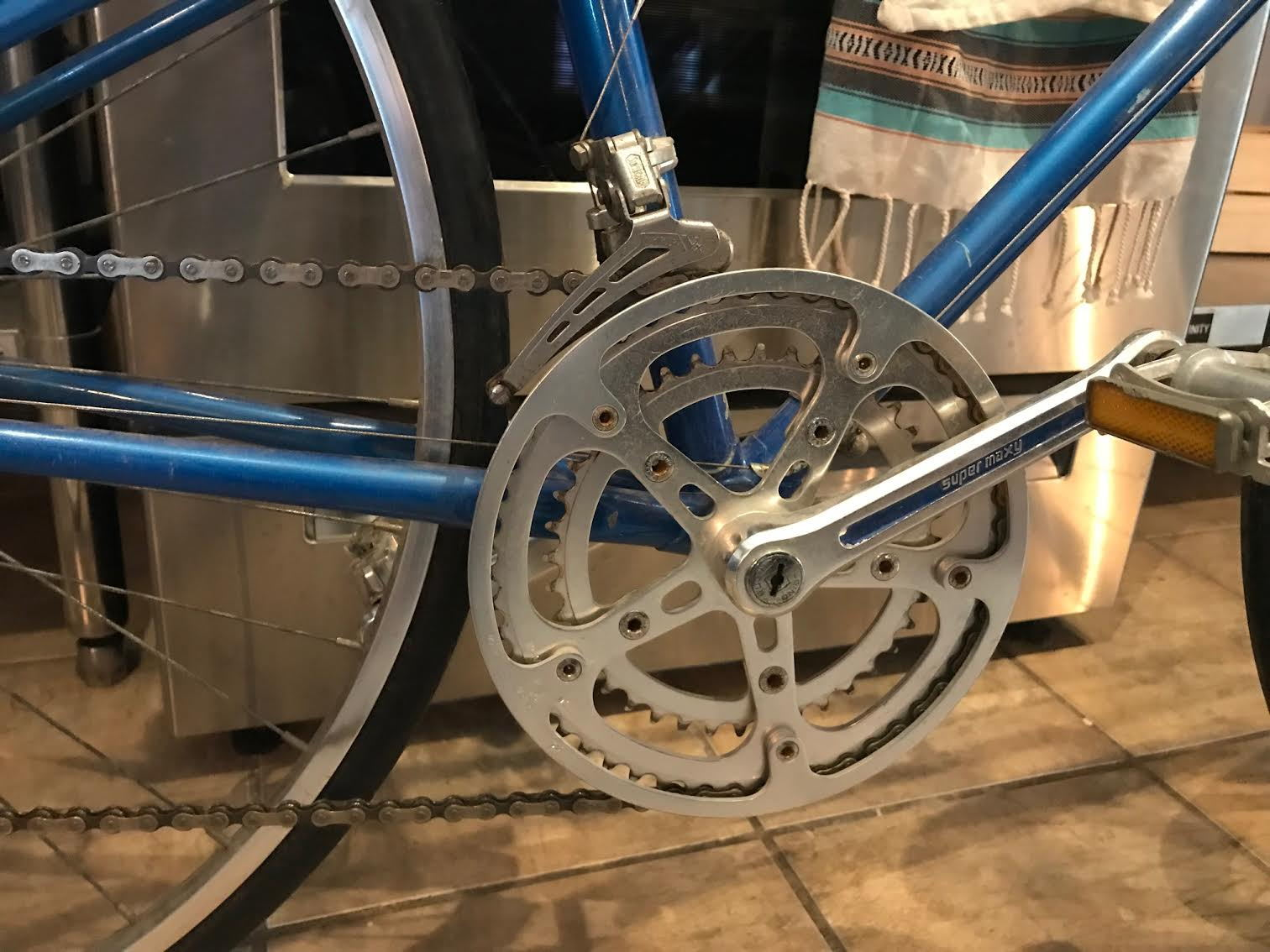 Can't find any info on this Nishiki    - Bike Forums