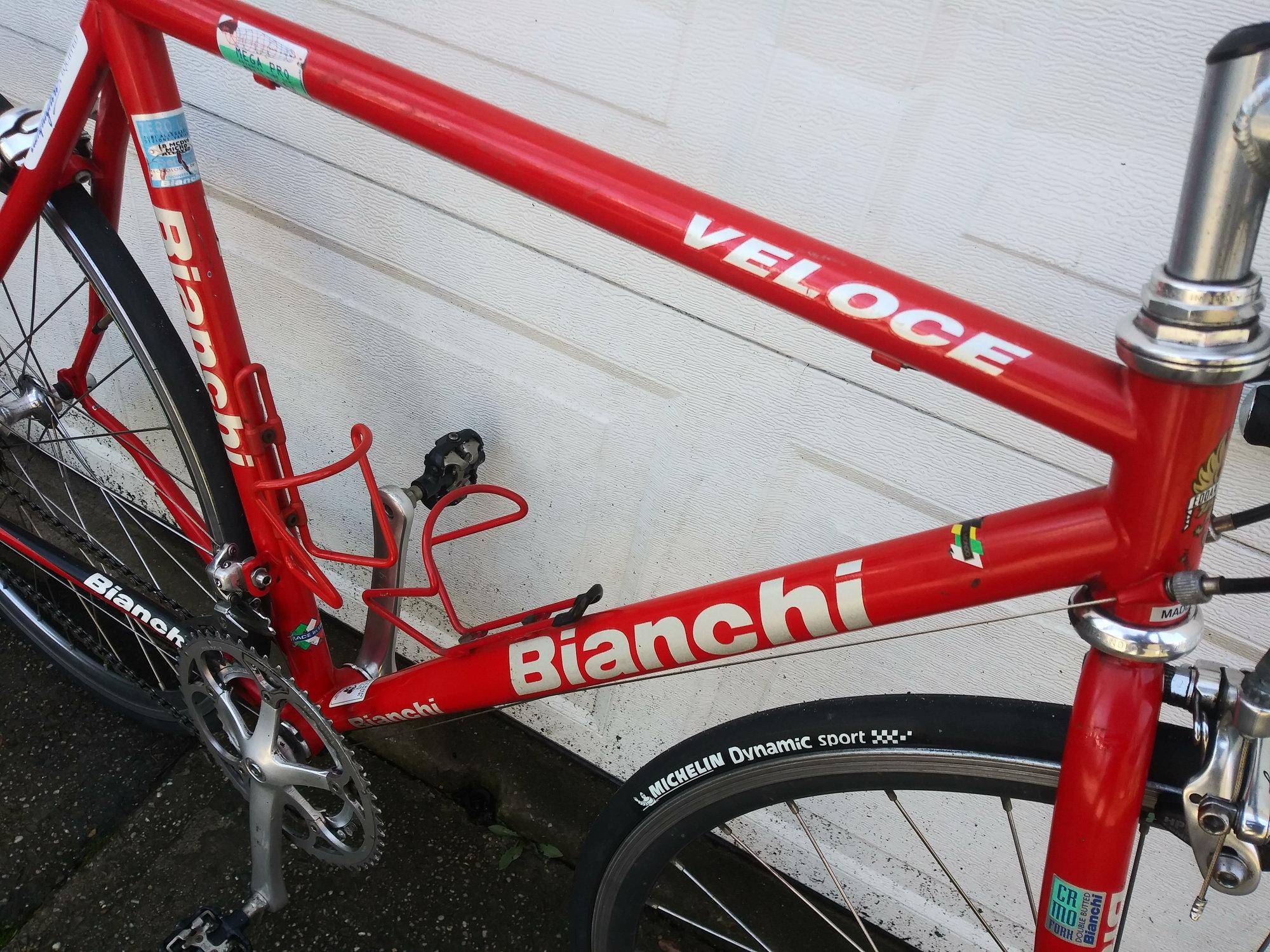 1998 Bianchi Veloce 53 Cm Bike Forums