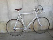 Cecil Behringer road bike - full Campy