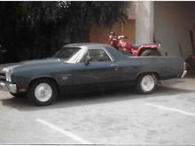 Garage - 1970 el camino